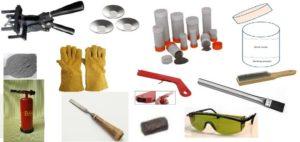 Exothermic-Welding-Accessories